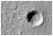 Zumba Crater: Fresh Crater with Impressive Ejecta/Ray Pattern
