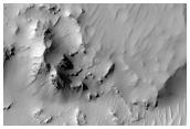 Crater Interior Deposits in Noachis Terra