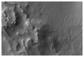 Possible Sublimated Terrain