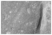Large Scale Polygonal Fissures