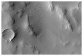 Breach in Channel Along Apollineris Patera Caldera