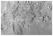 Dissected Mantle Terrain