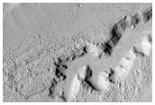 Kasei Vallis Cataract