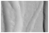 Dark Spot As Seen in MOC Image S17-01086