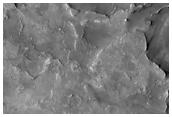 Syrtis Major Noachian Terrain Northern Contact