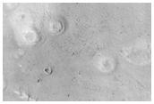 Light Mounds in Acidalia Region
