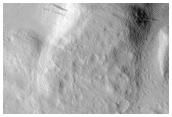 Knob in Amazonis Planitia