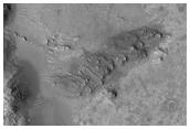 Light-Toned Layered Terrain in Nili Fossae