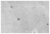 Light Mounds in Acidalia Planitia