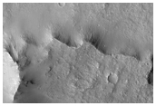 Ganges Chasma High Thermal Inertia Materials