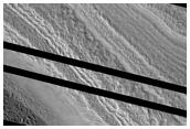 Polar Layered Deposits Stratigraphic Exposure