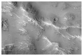 Terra Tyrrhena Crater