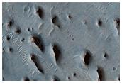 Interior of Western Candor Chasma