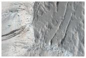 Edge of Olympus Mons