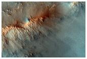 Nili Fossae-Syrtis Major Hydrated Mesa