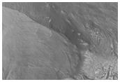 Southern Wall of Ius Chasma