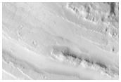 Mangala Valles Cataract