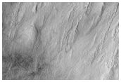 Gullies and Mantling Material