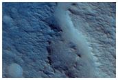 Proposed MSL Rover Landing Site in Nilosyrtis Region