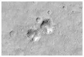 Gale Crater Interior Deposits