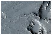 Collapse Pit Chain Near Ascraeus Mons