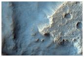 Cratered Terrain