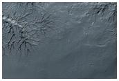Basal Exposure of South Polar Layered Deposits