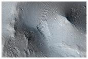 Edge of Olympus Mons Aureole