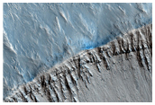 Large Unnamed Fresh Crater West of Tomini Crater