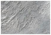Lobate Crater Ejecta