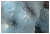 Buttes and Knobs in Cydonia Region