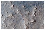 Contrasting Thermal Units in Meridiani Planum
