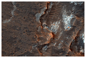 Characterize Surface Hazards and Science of Possible MSL Rover Landing Site