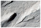 East Candor Chasma Interior Layered Deposits