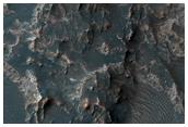 Holden Crater Megabreccia