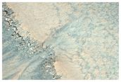 Gullies, Arcuate Ridges, and Scalloped Terrain in Acidalia Planitia