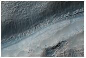 Gullies in Sirenum Fossae