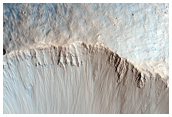 A Dilly of a Crater