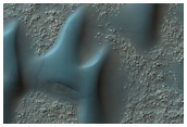 Monitor Changes Among the Russell Crater Dunes and Gullies