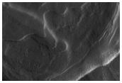 Cone in Chasma Boreale