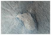 North Mamers Vallis Proposed Shoreline