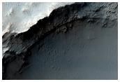 Sample Complex Floor of Bouguer Crater