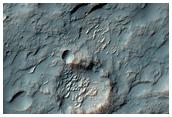 Eridania Basin Outcrops