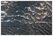 Hematite in West Candor Chasma