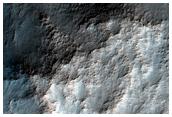 Layers in Atlantis Basin