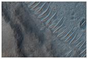 Il canale di una catastrofica inondazione in Ares Valles