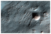 Landforms in the Centauri Montes Region