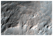 Light-Toned Material Seen in MOC Image R10-03040