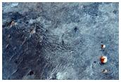 Patch of Light-Toned Bedrock
