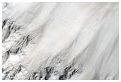 Impact Crater Near Marte Vallis